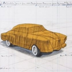 Wrapped Automobile (Project for…