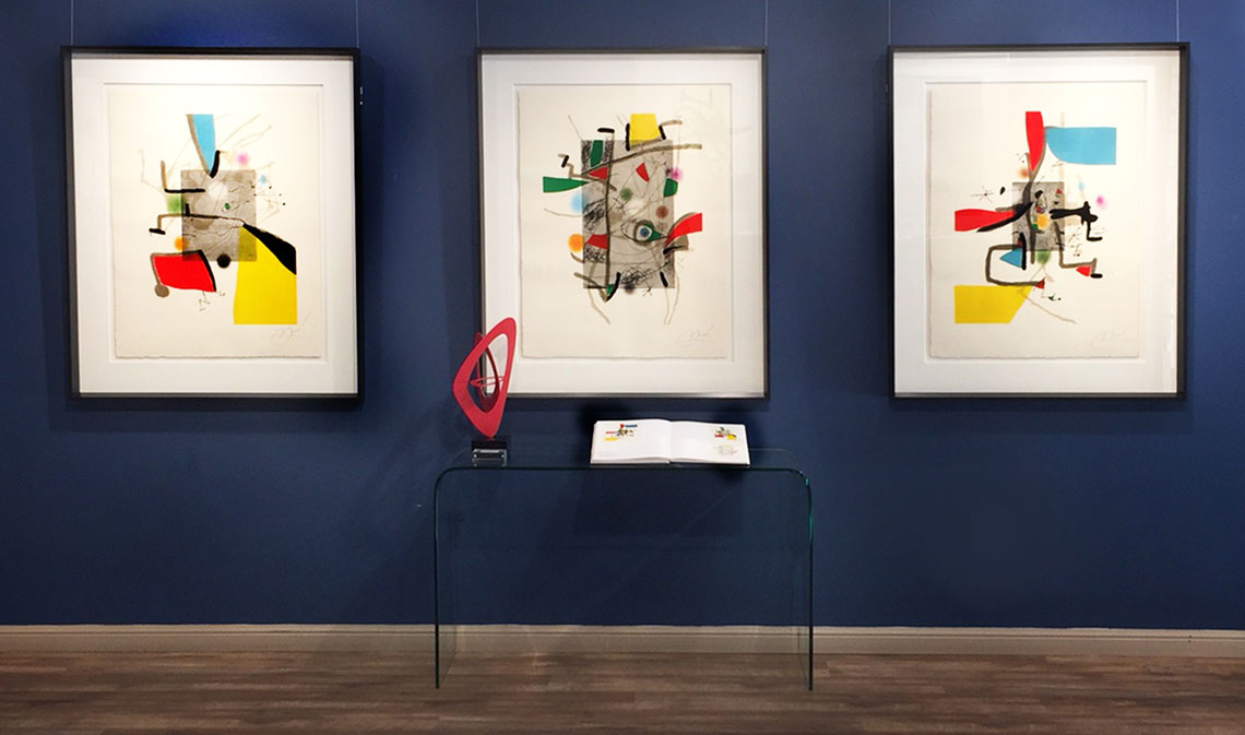 4 Reasons to Collect Works by Joan Miro