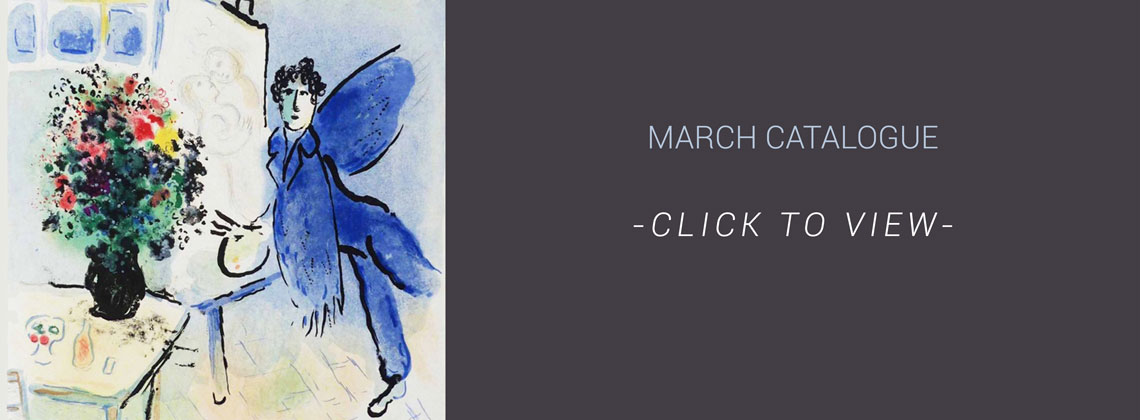 March Art Catalogue