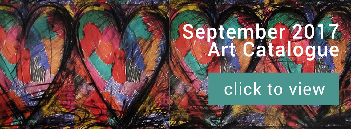 September Art Catalogue