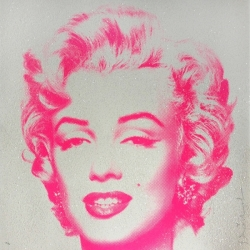 Diamond Girl, Pink on…