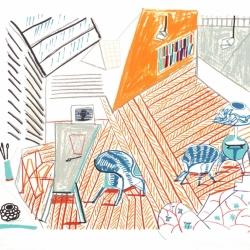 Pembroke Studio with Blue…