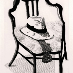 Hat on Chair, from…