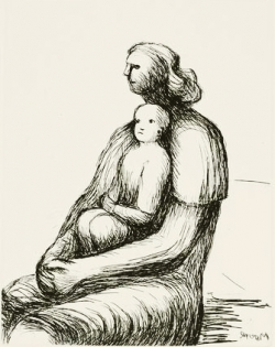 Mother and Child XXVII