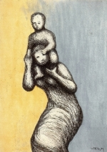 Mother & Child VIII