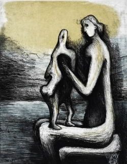 Mother and Child IV